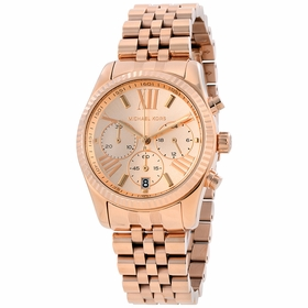 Michael Kors MK5569 Lexington Ladies Chronograph Quartz Watch
