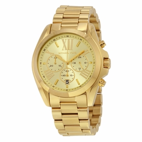 Michael Kors MK5605 Bradshaw Unisex Chronograph Quartz Watch