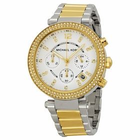 Michael Kors MK5626 Parker Ladies Chronograph Quartz Watch
