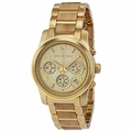 Michael Kors MK5660 Runway Ladies Chronograph Quartz Watch