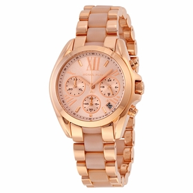 Michael Kors MK6066 Bradshaw Ladies Chronograph Quartz Watch