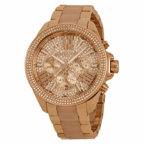 Michael Kors MK6096 Wren Ladies Chronograph Quartz Watch