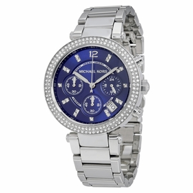 Michael Kors MK6117 Parker Ladies Chronograph Quartz Watch