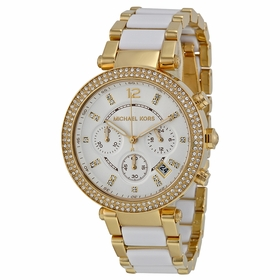 Michael Kors MK6119 Parker Ladies Quartz Watch