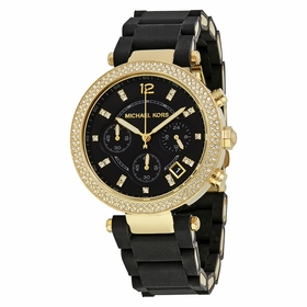 Michael Kors MK6404 Parker Ladies Chronograph Quartz Watch