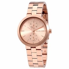 Michael Kors MK6409 Garner Ladies Quartz Watch