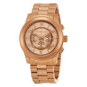 Michael Kors MK8096 Runway Mens Chronograph Quartz Watch