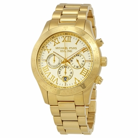 Michael Kors MK8214 Layton Mens Chronograph Quartz Watch