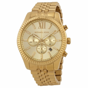 Michael Kors MK8281 Lexington Mens Chronograph Quartz Watch
