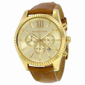 Michael Kors MK8447 Lexington Mens Chronograph Quartz Watch