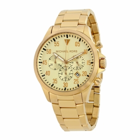 Michael Kors MK8491 Gage Mens Chronograph Quartz Watch