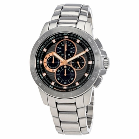 Michael Kors MK8528 Ryker Mens Chronograph Quartz Watch