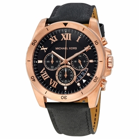 Michael Kors MK8544 Brecken Mens Chronograph Quartz Watch