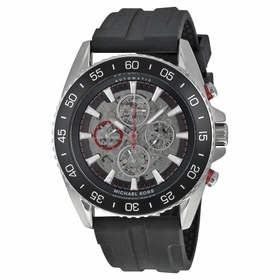 Michael Kors MK9013 JetMaster Mens Automatic Watch