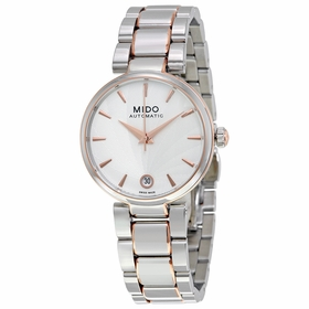 Mido M022.207.22.031.11 Baroncelli II Ladies Automatic Watch