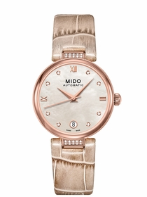 Mido M022.207.66.116.12 Baroncelli II Ladies Automatic Watch