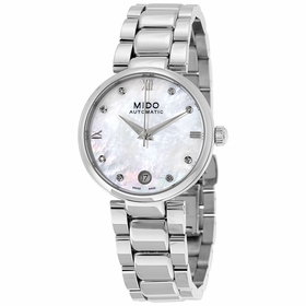 Mido M0222071111600 Baroncelli Ladies Automatic Watch