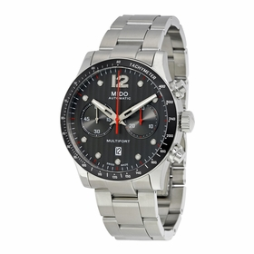 Mido M025.627.11.061.00 Multifort Mens Chronograph Automatic Watch