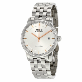 Mido M86004101 Baroncelli II Mens Automatic Watch