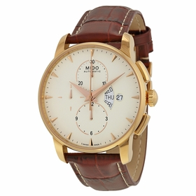 Mido M860731182 Baroncelli Mens Chronograph Automatic Watch