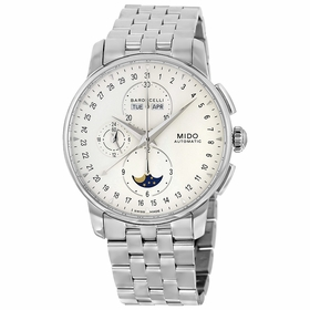 Mido M86074M112 Baroncelli Mens Chronograph Automatic Watch