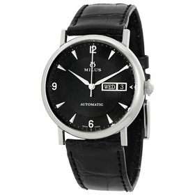 Milus XEPSP01 Xephios Mens Automatic Watch