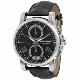 MontBlanc 102377 Star Mens Chronograph Automatic Watch