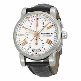 MontBlanc 105856 Star Mens Chronograph Automatic Watch