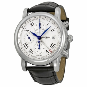 MontBlanc 107113 Star Mens Chronograph Automatic Watch