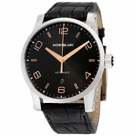 MontBlanc 110337 Timewalker Mens Automatic Watch