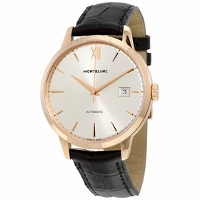 MontBlanc 111874 Meisterstuck Heritage Mens Automatic Watch