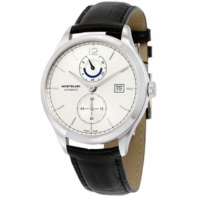 MontBlanc 112540 Heritage Chronometrie Dual Time Mens Automatic Watch