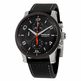 MontBlanc 112604 Timewalker Mens Chronograph Automatic Watch