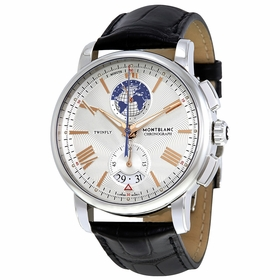 MontBlanc 114859 4810 Mens Chronograph Automatic Watch