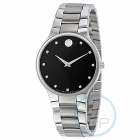 Movado 0606490 Serio Mens Quartz Watch