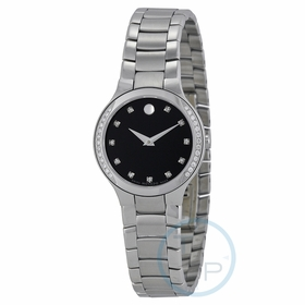 Movado 0606491 Serio Ladies Quartz Watch