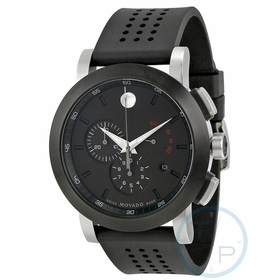 Movado 0606545 Museum Mens Chronograph Quartz Watch