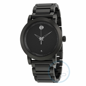 Movado 0606615 Museum Mens Quartz Watch