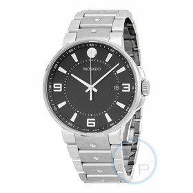 Movado 0606761 SE Pilot Mens Quartz Watch