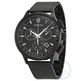 Movado 0606804 Circa Mens Chronograph Quartz Watch