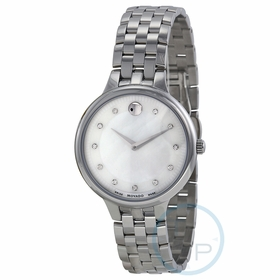 Movado 0606810 Trevi Ladies Quartz Watch