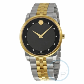Movado 0606879 Classic Mens Quartz Watch