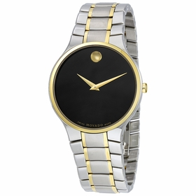 Movado 0606901 Serio Mens Quartz Watch