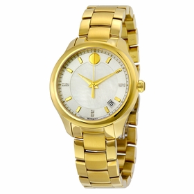 Movado 0606980 Bellina Ladies Quartz Watch