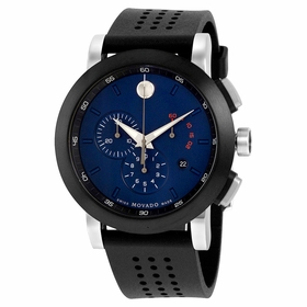 Movado 0607002 Museum Sport Mens Chronograph Quartz Watch