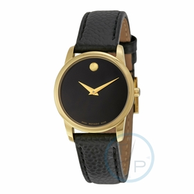 Movado 0607016 Museum Classic Ladies Quartz Watch