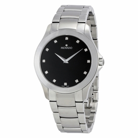 Movado 0607036 Masino Mens Quartz Watch