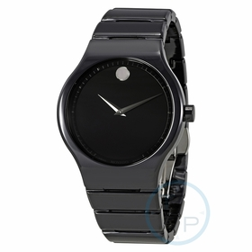 Movado 0607047 Cerami Mens Quartz Watch