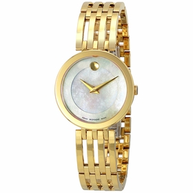 Movado 0607054 Esperanza Ladies Quartz Watch