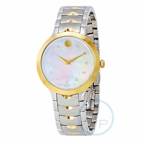 Movado 0607056 Luno Ladies Quartz Watch